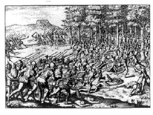 157h.Araukania war
