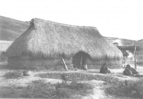 157l.Ruca_Mapuche_1930