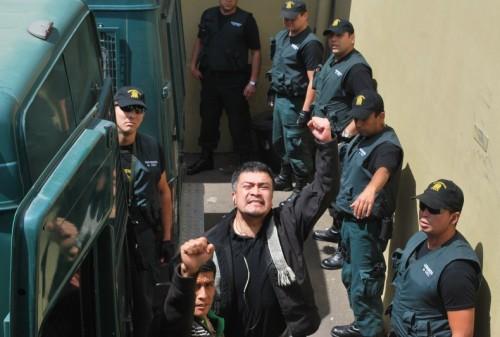 """21 de FEBRERO 2011 HECTOR LLAITUL CA""""ETE"""