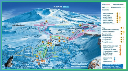 127e caviahue osrodek narciarski