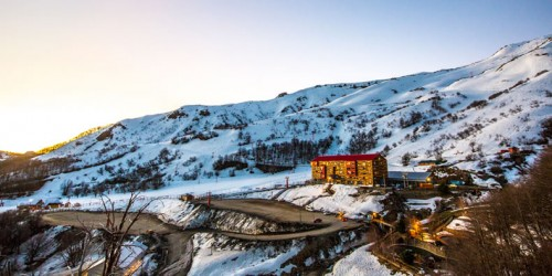 15.nevados de chillan